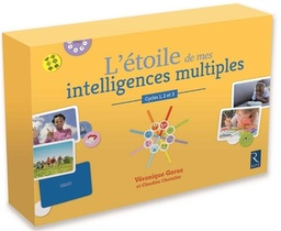 L'etoile De Mes Intelligences Multiples ; Cycles 1, 2, 3 (edition 2018)