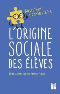 Les Origines Sociales Des Eleves