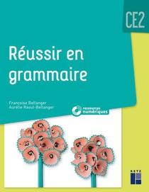 Reussir En Grammaire ; Ce2 ; Ressources Numeriques (edition 2019)