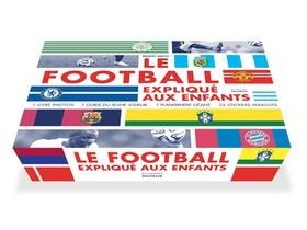 Le Football Explique Aux Enfants ; Coffret