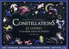 Constellations ; Le Coffret A Ouvrir Sous Les Etoiles
