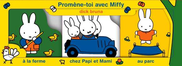 Promene-toi Avec Miffy