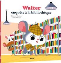 Walter Enquete A La Bibliotheque