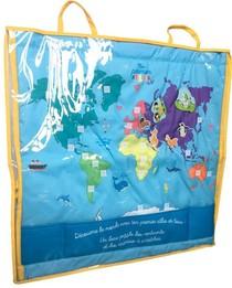 Mon Premier Atlas En Tissu