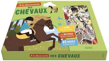 A La Decouverte Des Chevaux