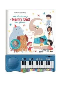 Mon Livre Piano Henri Des