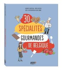 30 Specialites Gourmandes De B
