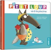 P'tit Loup Va A La Piscine