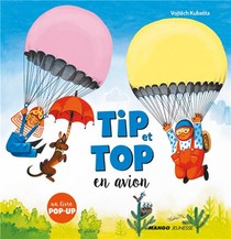 Tip Et Top ; En Avion