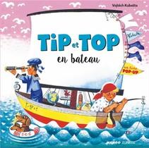 Tip Et Top ; En Bateau