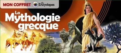 La Mythologie Grecque ; Mon Coffret