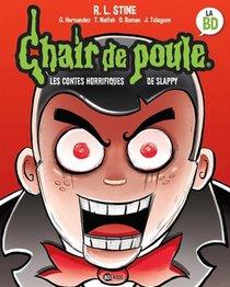Chair De Poule ; Les Contes Horrifiques De Slappy