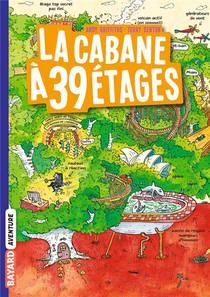 La Cabane A 13 Etages T.3 ; La Cabane A 39 Etages