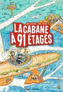 La Cabane A 13 Etages T.7 ; La Cabane A 91 Etages