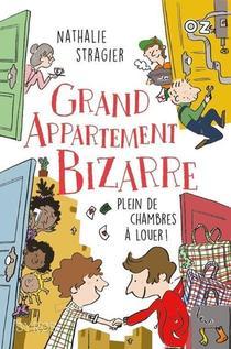Grand Appartement Bizarre T.1 ; Plein De Chambres A Louer