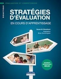 Strategies D'evaluation En Cours D'apprentissage