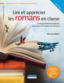 Lire Et Apprecier Les Romans En Classe