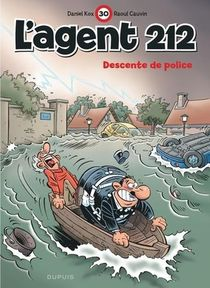L'agent 212 T.30 ; Descente De Police
