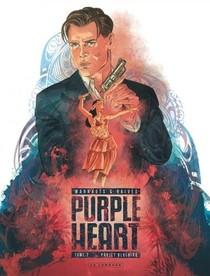 Purple Heart T.2 ; Projet Bluebird