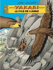 Yakari T.41 ; Le Fils De L'aigle