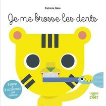 Je Grandis ; Je Me Brosse Les Dents