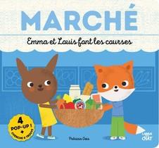 Emma Et Louis Font Les Courses