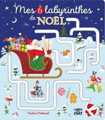 Mes 6 Labyrinthes De Noel