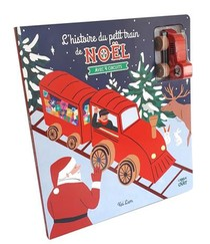 L'histoire Du Petit Train De Noel