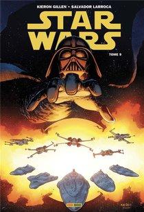 Star Wars T.9 ; Le Destin De La Rebellion Se Joue Ici