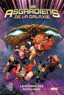 Les Asgardiens De La Galaxie T.2 ; La Guerre Des Royaumes