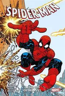 Spider-man ; Legends Of Marvel
