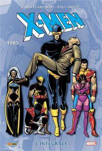 X-men ; Integrale Vol.7 ; 1983