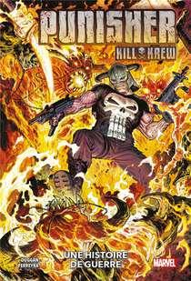 Punisher ; Kill Krew ; Une Histoire De Guerre