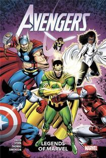 Avengers ; Legends Of Marvel