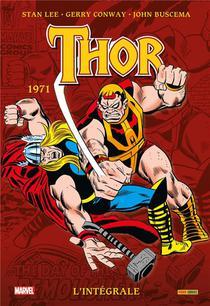 Thor ; Integrale Vol.3 ; 1971