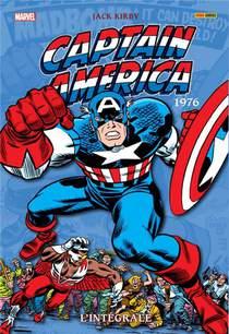 Captain America ; Integrale Vol.10 ; 1976