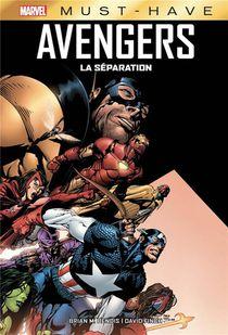 Avengers ; La Separation
