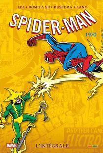 Spider-man ; Integrale Vol.8 ; 1970