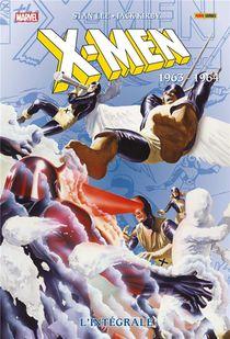 X-men ; Integrale Vol.10 ; 1963-1964