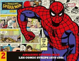 The Amazing Spider-man ; Les Comic Strips ; 1979-1981