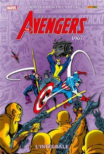 Avengers ; Integrale Vol.4 ; 1967