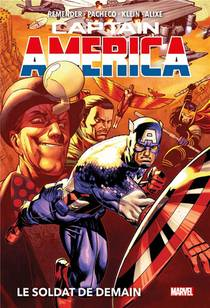 Captain America ; Le Soldat De Demain