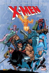 X-men ; Integrale Vol.41 ; 1995 T.1
