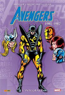 Avengers T.18 ; 1981-1982