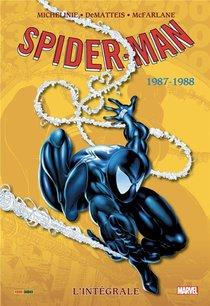 Spider-man ; Integrale Vol.26 ; 1987-1988