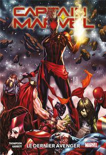 Captain Marvel T.3 ; Le Dernier Avenger