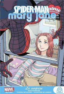 Spider-man Aime Mary Jane