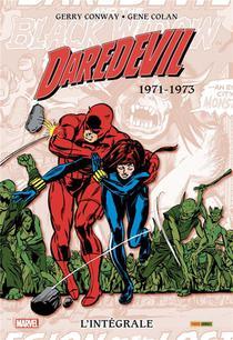 Daredevil ; Integrale Vol.8 ; 1972