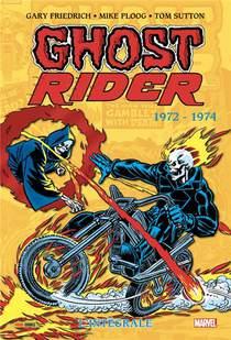 Ghost Rider ; Integrale ; 1972/1974