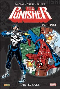 The Punisher ; Integrale Vol.1 ; 1974-1981